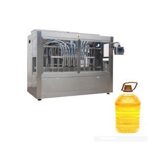Vol outomatiese verpakkingsmasjien vir mosterdpalm-eetbare olie