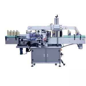 Warm verkoop outomatiese papier plak kleef etiket bottel etiket masjien